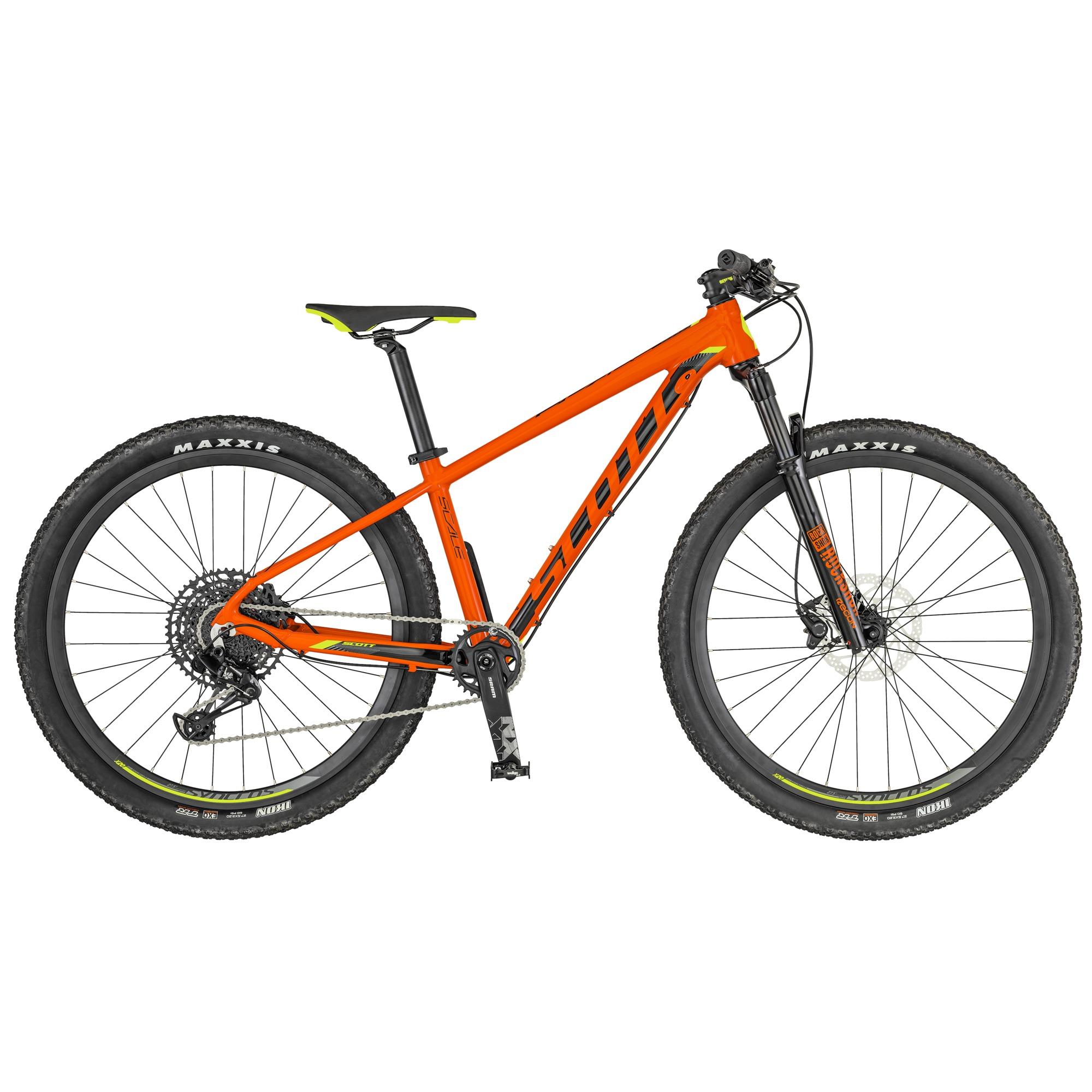 Xe đạp địa hình Scott Scale 700 2019