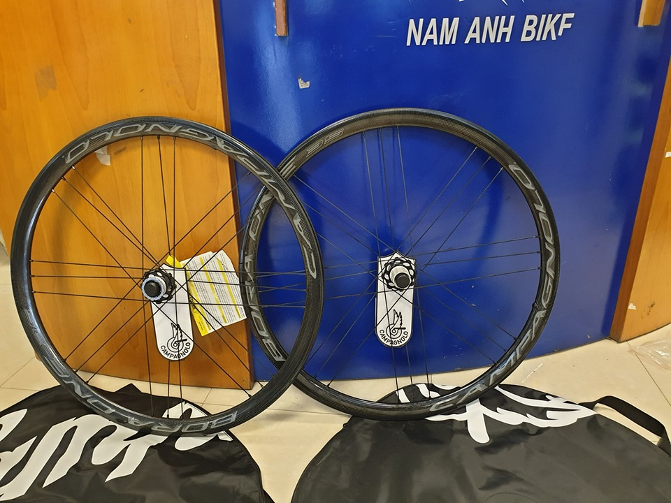 Vành Campagnolo Bora One 35 Disc brake Clincher