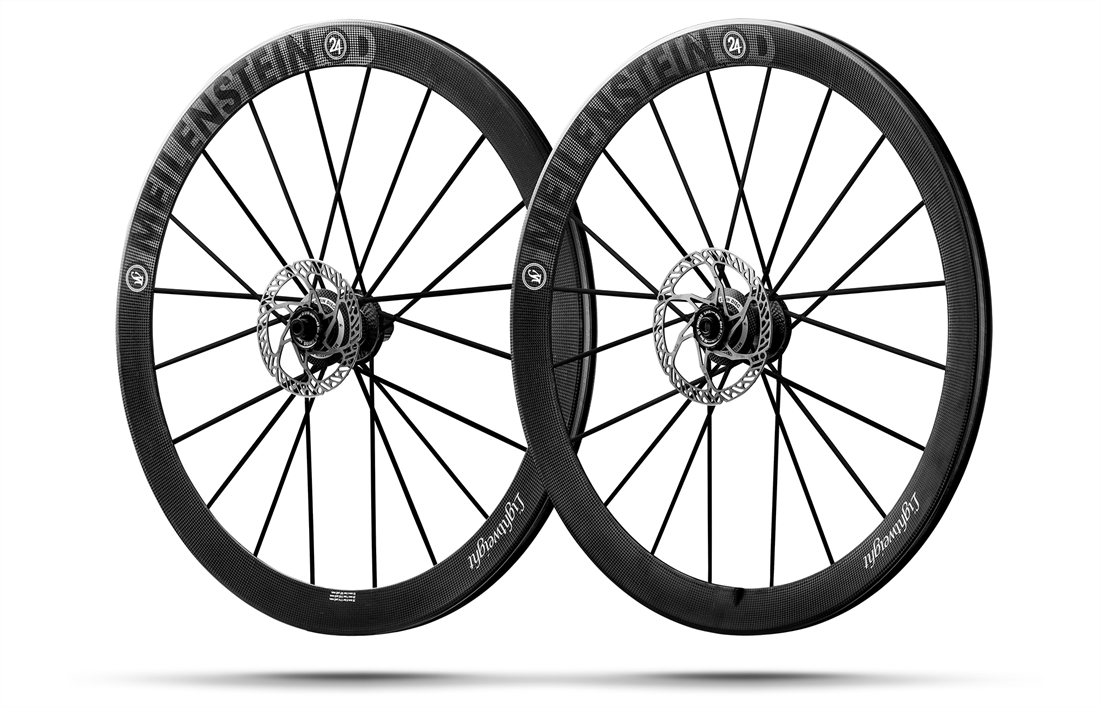 Vành Lightweight Meilenstein 24 Disc Clincher