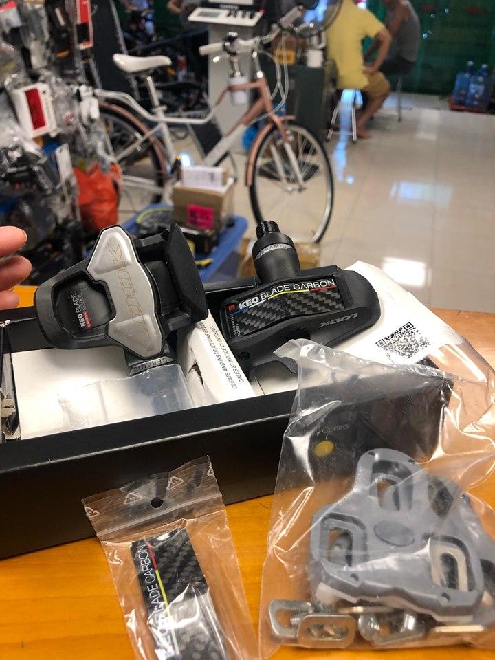 Pedals Look Keo Blade Carbon Titan Ceramic 16