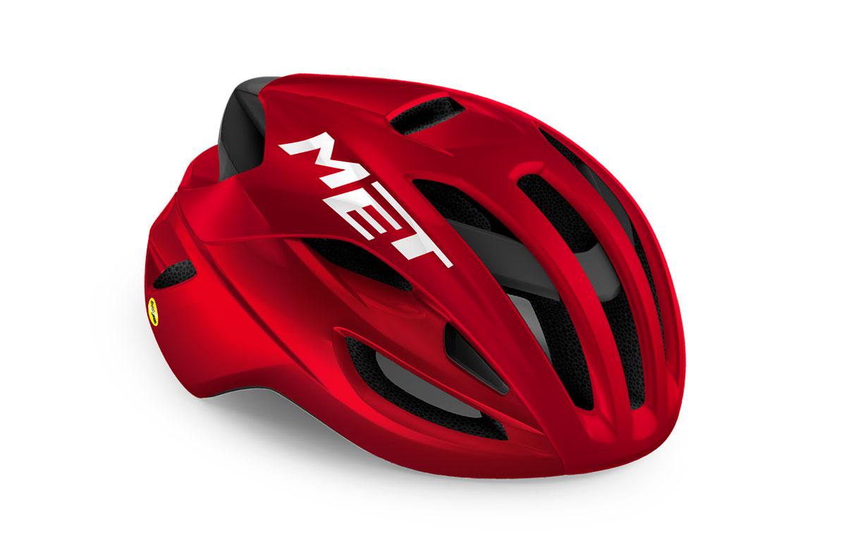 Mũ Met Rivale Mips (đỏ)