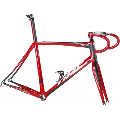 TIME 2014 Fluidity S ruby Carbon Frameset