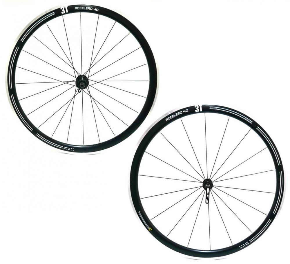 Vành 3T Accelero 40 OE 11 speeds- Clincher