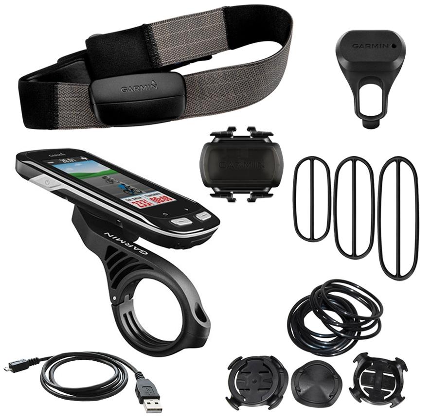 Đồng hồ Garmin Edge- 1000 GPS Bundle