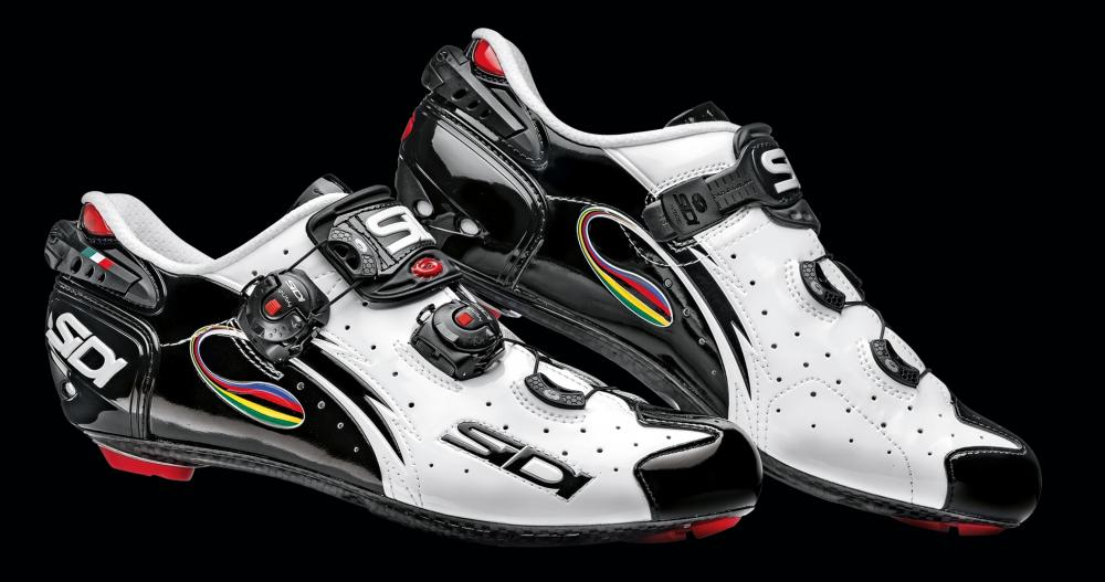 Giầy Road Sidi Wire 2 Carbon - White/Black