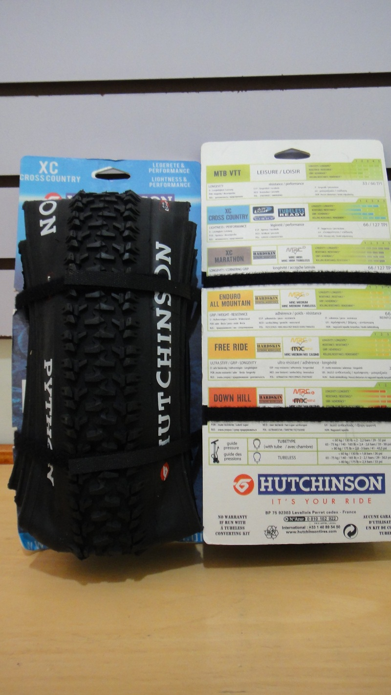 Lốp Hutchinson Python Light ( Tubeless Ready)