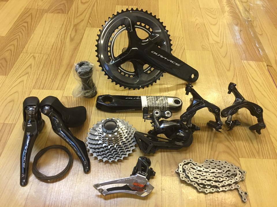Shimano Dura Ace 9100 groupset ( New Model)