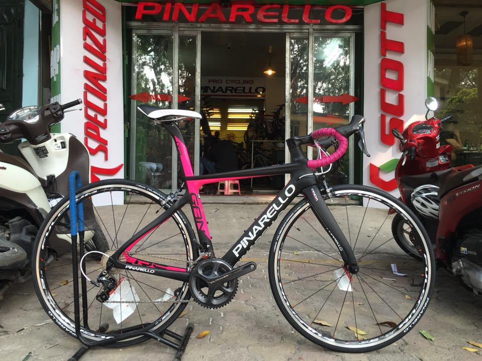 2017 Pinarello Gan RS ( colour 42)