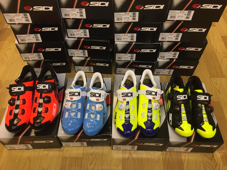 Giầy Sidi Wire Lucido Carbon