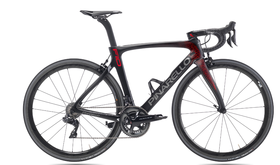 Pinarello Dogma F10 ( Asteroid Red)