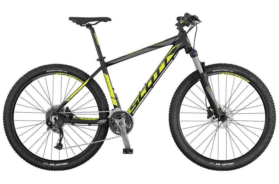 2017 SCOTT ASPECT 740 BIKE