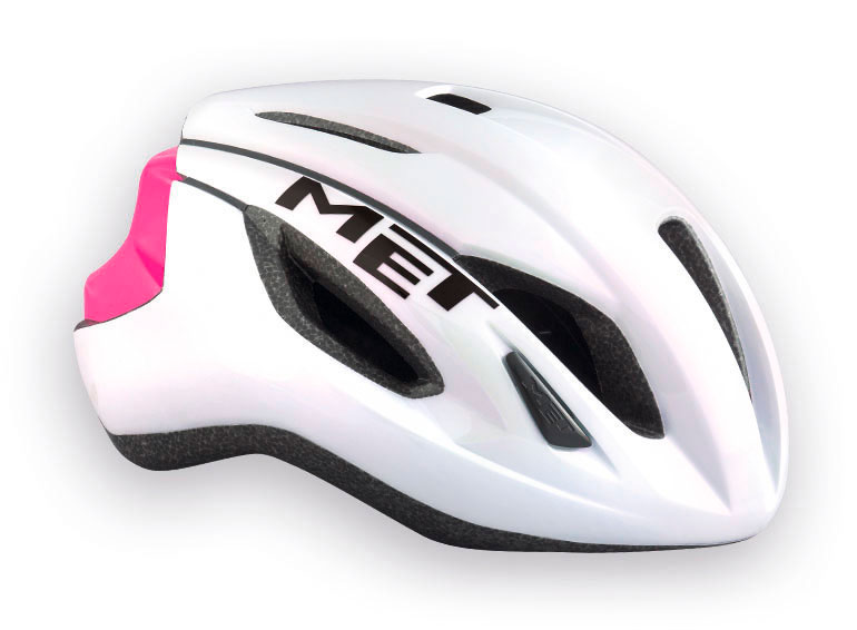 Mũ bảo hiểm Met Strale( White)