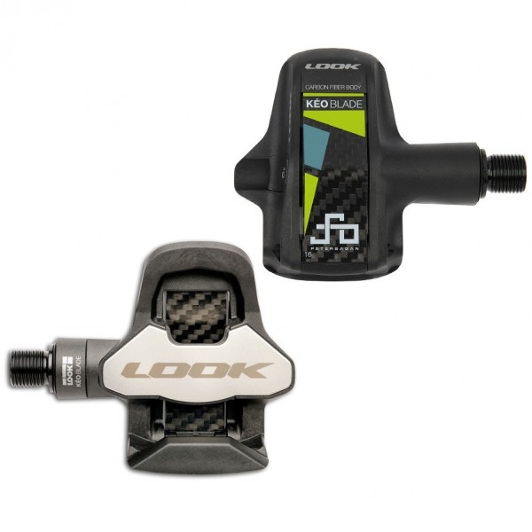Look Keo Blade 2 Pedal 12 Sagan Editie Carbon - CR12