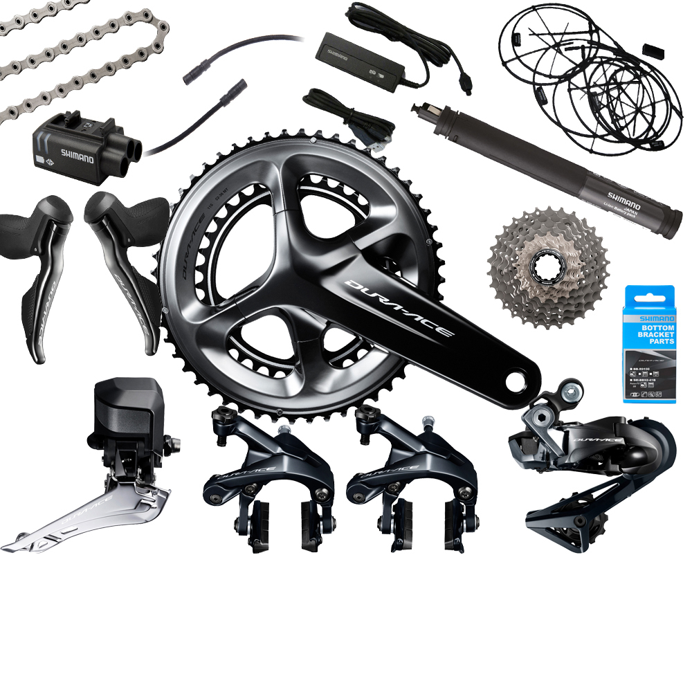 Shimano Dura Ace 9150 DI2 groupset ( New Model)