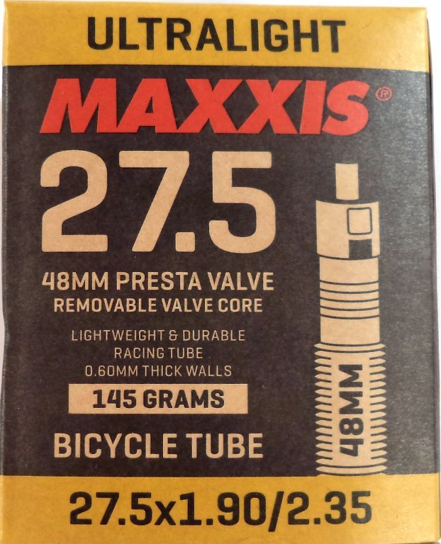 Săm Maxxis Ultralight  27.5x1.9/2.35