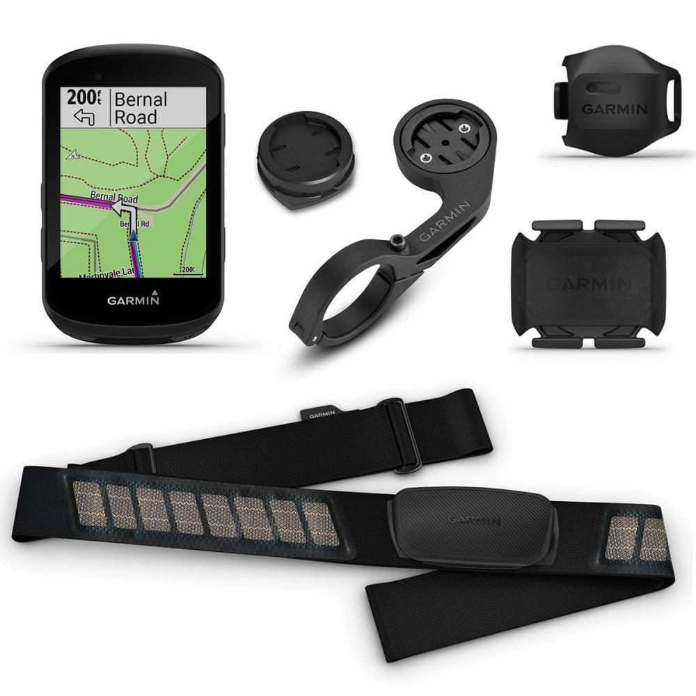 Đồng hồ Garmin Edge 530 Bundle (Đầy đủ Sensor)