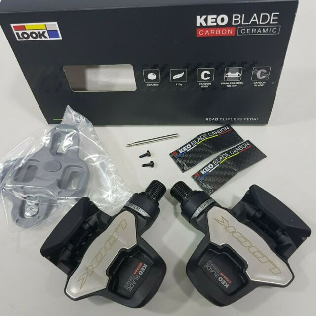 Pedal Look Keo Blade Carbon Ceramic CR12