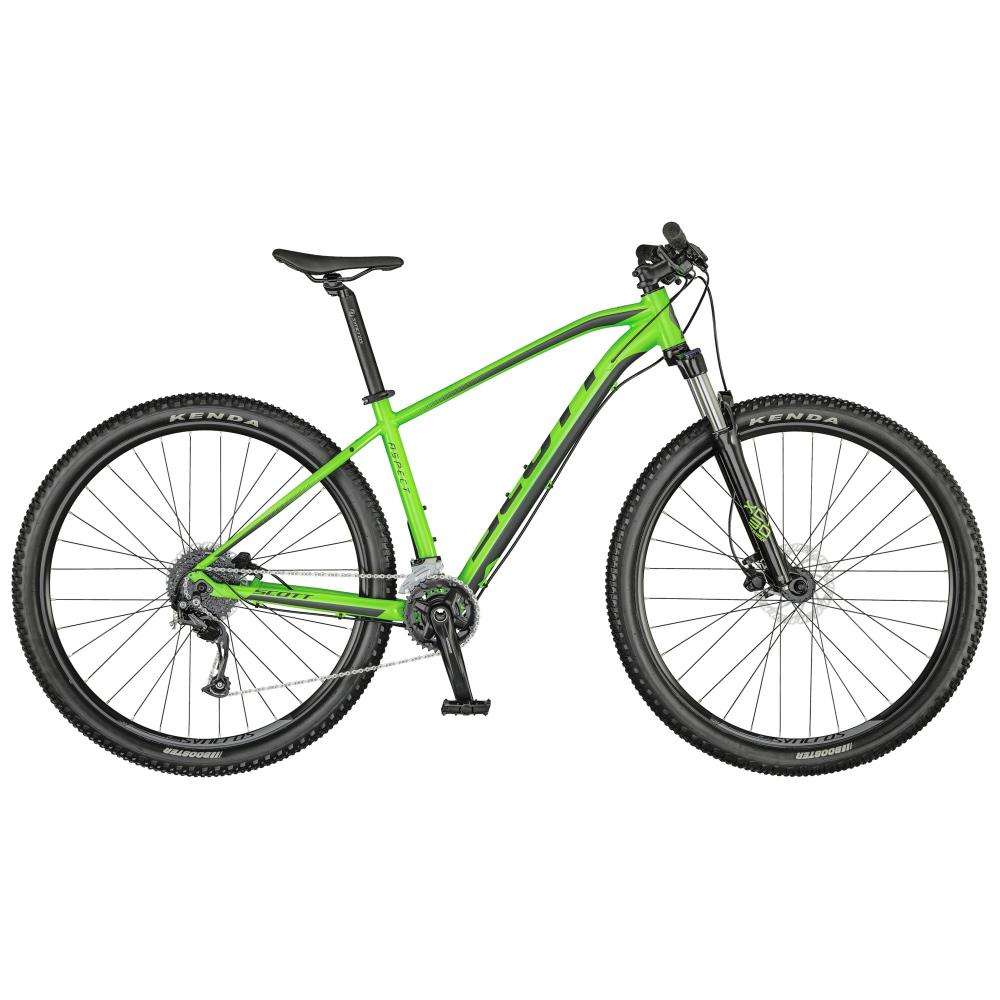 Xe Scott Aspect 750 Smith Green (2021)