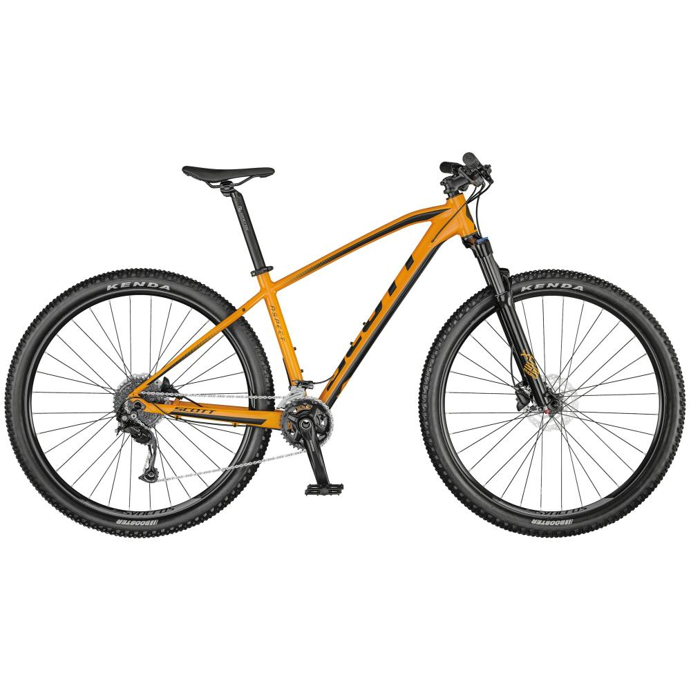 Xe SCOTT ASPECT 740 ORANGE BIKE ( 2021)