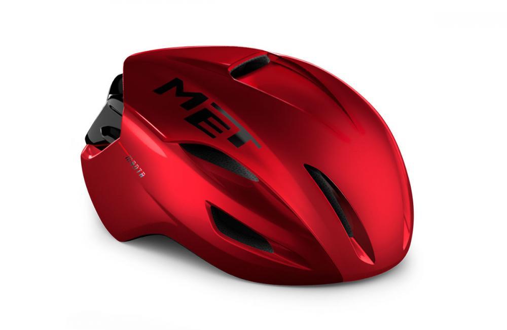 Mũ Met Manta (đỏ)