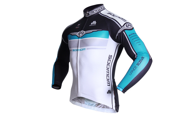 Áo Sobike Summer Long Jersey-Luffy Classic