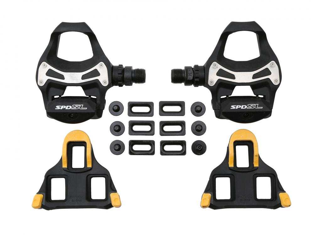 Pedal Road Shimano PD-R550 ( Pedals Shimano 105)