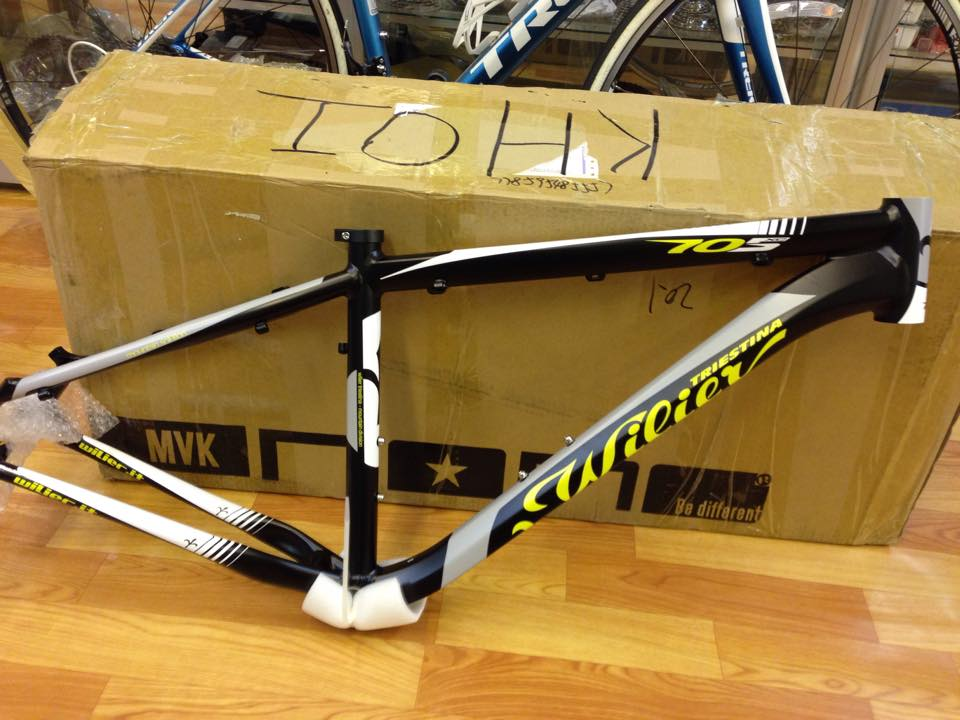 Khung Wilier 705XC 26''
