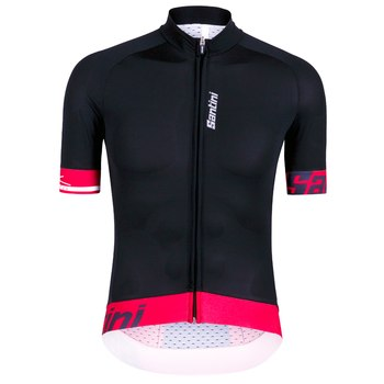 Áo Santini Sleek 2.0 Jersey ( Red)