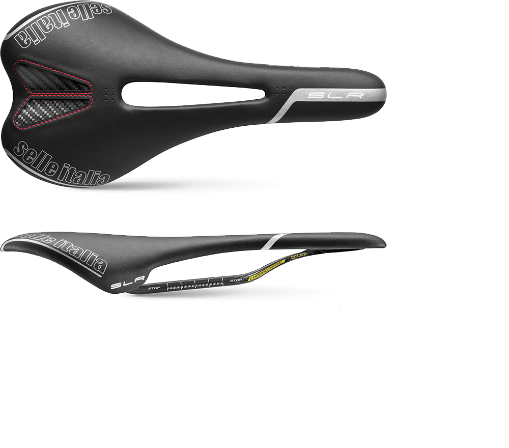 Yên Selle SLR Kit Carbonio Flow