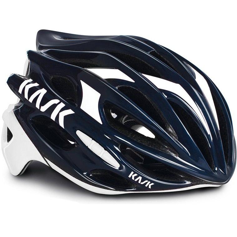 Mũ Kask Mojito ( Blue Navy/white)