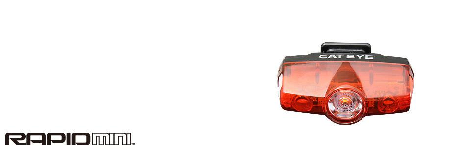 Đèn hậu Cateye Rapid mini TL-LD635-R