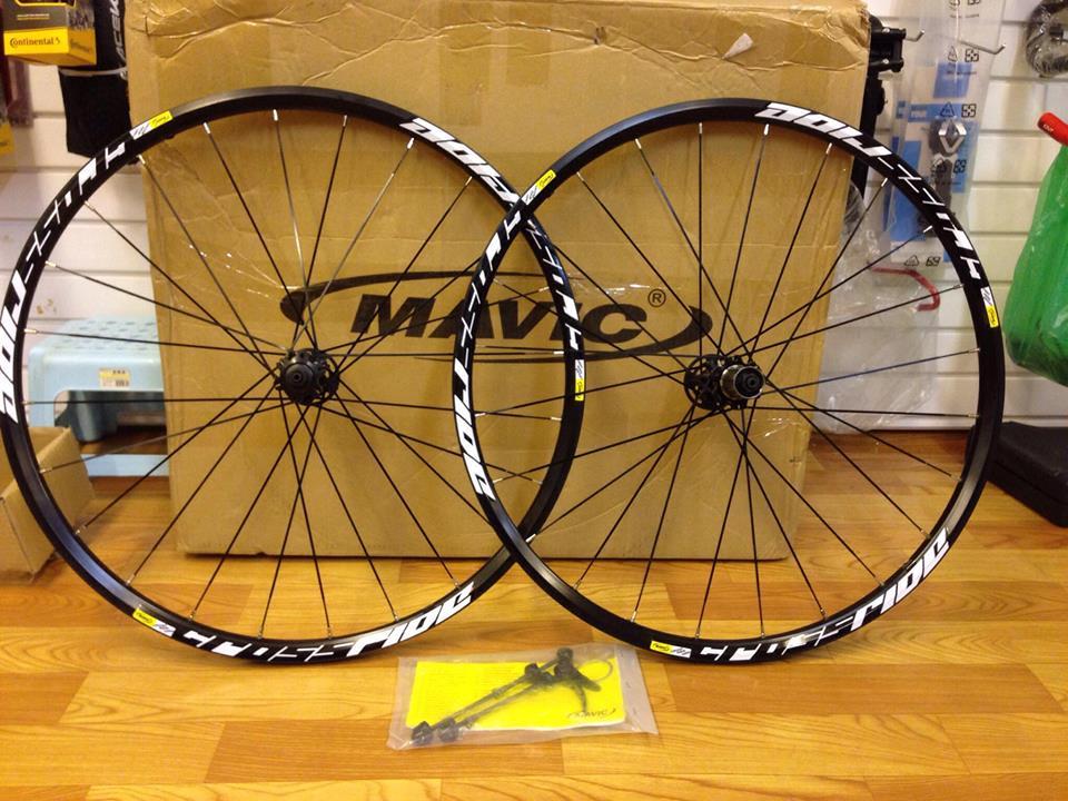 Vành Mavic Crossride 27.5
