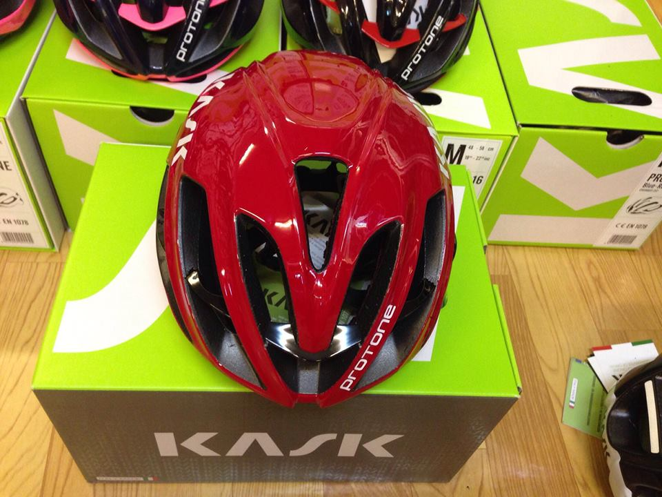 Mũ Kask Protone ( Red)