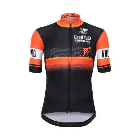 Áo Santini Giro Italia 2016- Stage 1