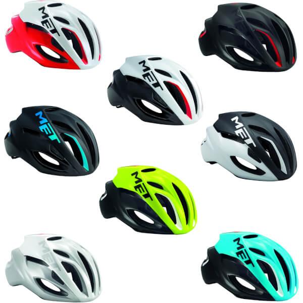Mũ bảo hiểm Met Rivale Helmet