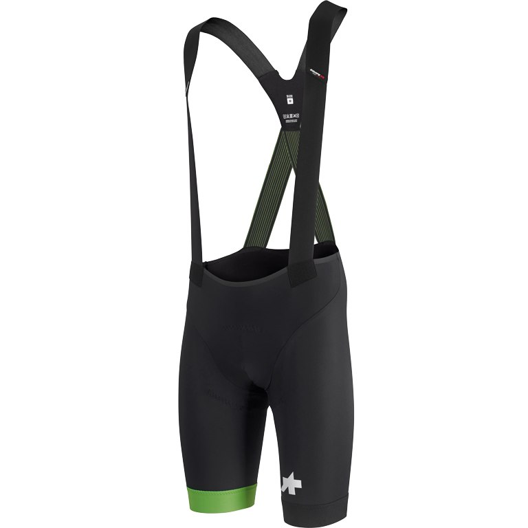 Quần Assos Equipe RS S9 Bibshorts ( Data green)