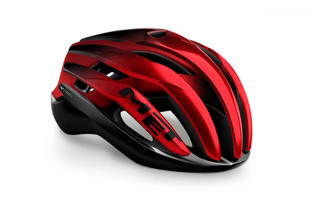 Mũ Met Trenta Mips (màu đỏ)